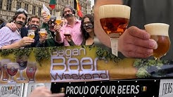 Belgian Beer Weekend draws over 60,000 in Brussels
