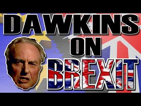 Richard Dawkins on Brexit: My Response (+ 2nd Scottish Referendum) #brexit #indyref2