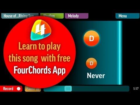 Easy Guitar Lesson - Hound Dog - Elvis Presley - Tutorial with chords + Lyrics