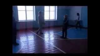 Волейбол  Круговая тренировка  1