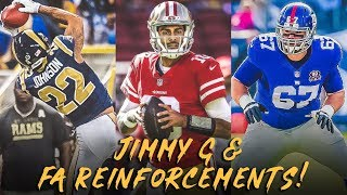 LIVE! 49ers Fans Gathering | Jimmy Garoppolo Close To Niners Deal & Top Free Agents