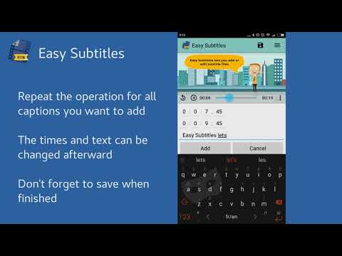 Easy Subtitles - Apps on Google Play