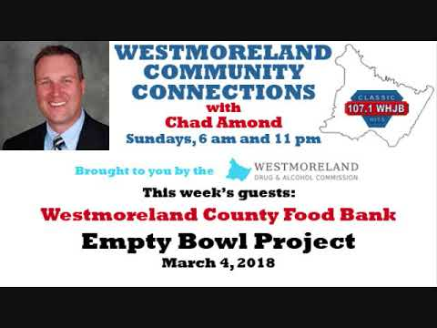 Westmoreland Community Connections: March 4, 2018