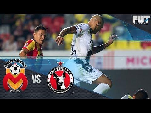 Copa MX   Monarcas 0-1 Xolos   Clausura 2019, Cuartos de Final   FUT AZTECA