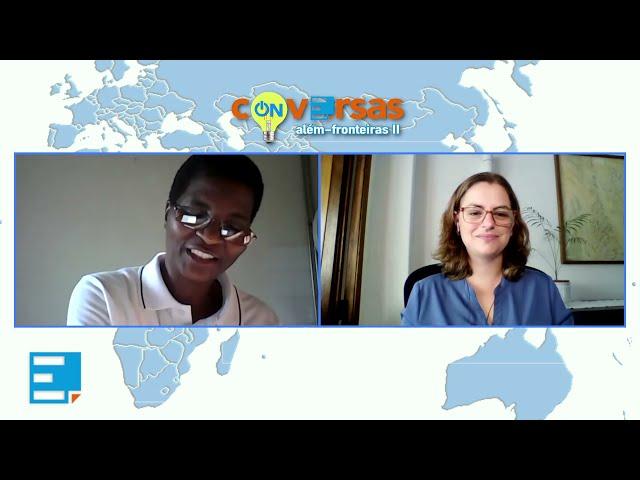 Conversas Além fronteiras: Como missionária tenho de