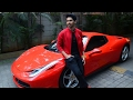 Armaan Malik S Grand Entry In RED Ferrari At Aaja Na Ferrari Mein Song Launch mp3