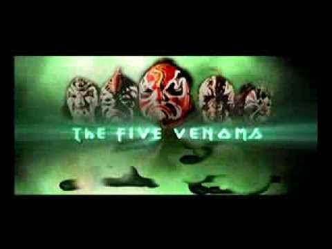 The Five Venoms (1978) Shaw Brothers **Official Trailer** 五毒