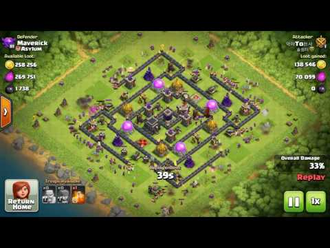 COC Game Bot Detected!