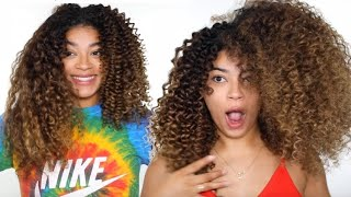 How to: Huge Afro! (And no you cannot touch it) | jasmeannnn
