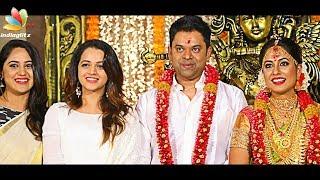 നടി ജ്യോതി കൃഷ്ണ വിവാഹിതയായി  | Actress Jyothi Krishna got Married | Latest News | Bhavana , Miya