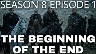 Game of Thrones Season 8 Episode 1 Outline - Game of Thrones Season 8 (Plot Outline)