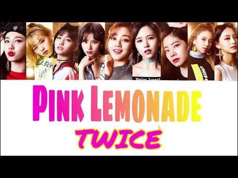 【TWICE】Pink lemonad
