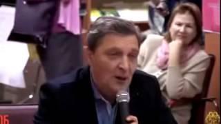 Невзоров о том,что в Петербурге дают уроки жонглирования булыжниками