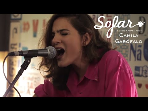 Camila Garófalo - Nem Tudo São Flores | Sofar São Paulo