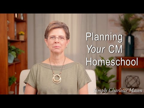 5 Steps to Planning Your Charlotte Mason Education