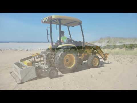 In Veneto, un progetto per salvare le dune costiere dal turismo di massa