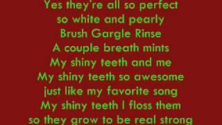 Chip Skylark- My Shiny Teeth And Me Lyrics