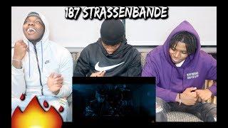 187 Strassenbande - HaifischNikez Allstars (Official Video) - REACTION