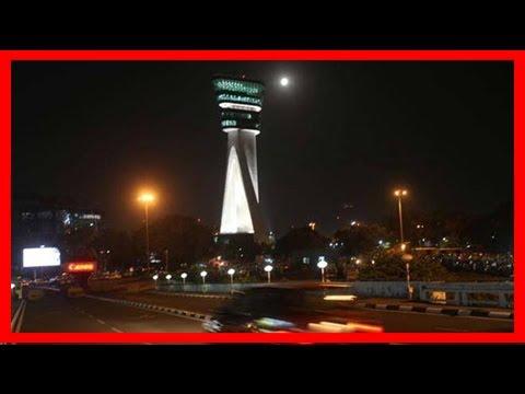 Pilot says distracted by laser beam before landing at delhi's igi airport