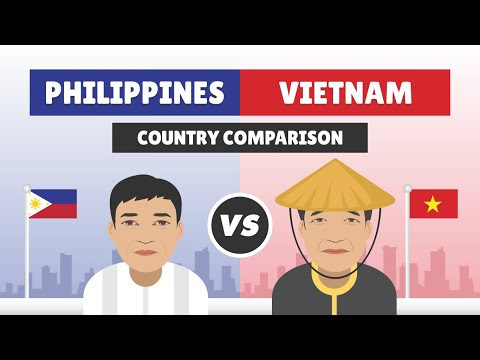 Philippines vs Vietnam - Country Comparison