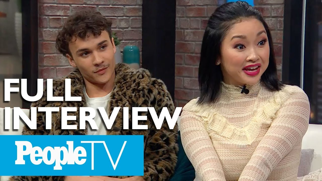 Download Lana Condor & Benjamin Wadsworth On 'Deadly Class', The TATBILB Sequel & More (FULL)   PeopleTV