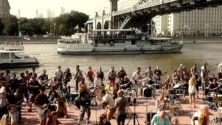 bon jovi   its my life 100 musicians cover moscow