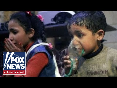 Will apparent Syria gas attack lead to US military response?