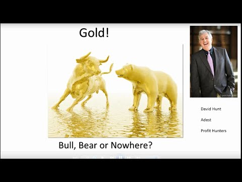 The GOLD Market & Gold ASX Shares