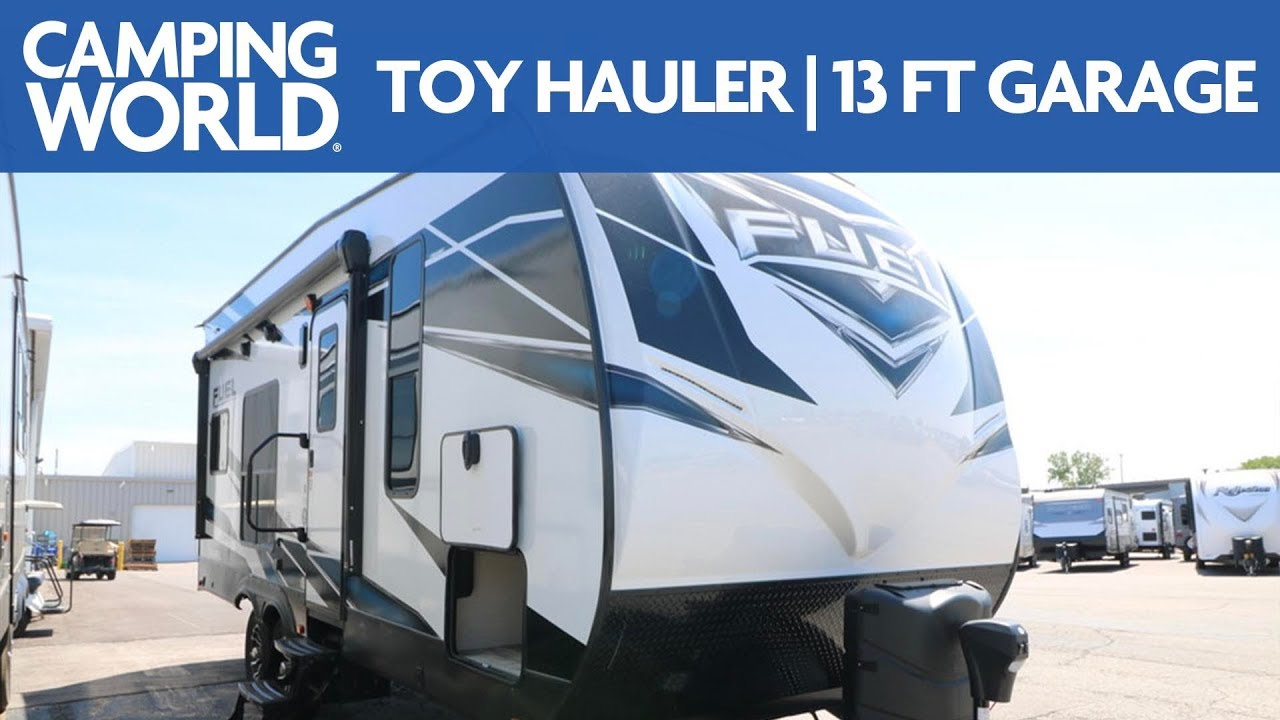 2020 Heartland Fuel 250 | Toy Hauler - RV Review: Camping World