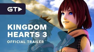 Kingdom Hearts 3: ReMind DLC Official Trailer