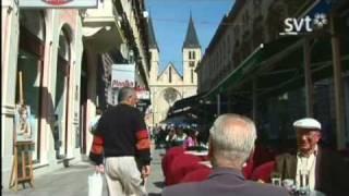 Mörka minnen i Bosnien