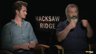 Mel Gibson: Hacksaw Ridge Is One Big Independent Movie