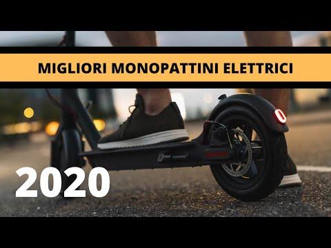 I migliori MONOPATTINI ELETTRICI 2020 -  (legali ed economici)