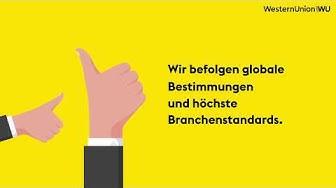 Western Union Österreich: Identifikation
