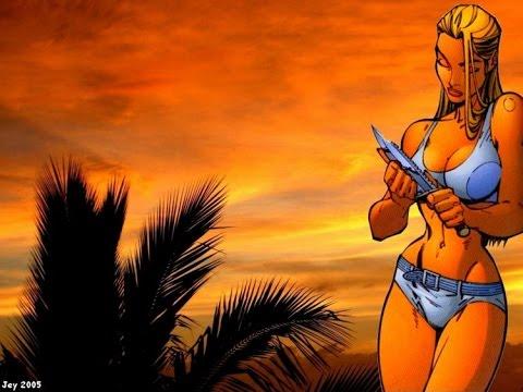 Danger Girl Full Movie All Cutscenes