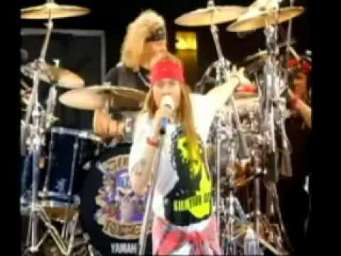 Hari Berbangkit - Guns N' Roses (vokal asli bang H.Rhoma irama)