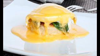 Rectea de huevos Benedictine de Bruno Oteiza