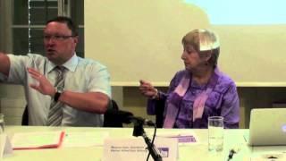 Kampagne Kein Tabu - Kanton Zug - Werner Alfred Selo Stiftung - Rede Urs Hürlimann - 2013
