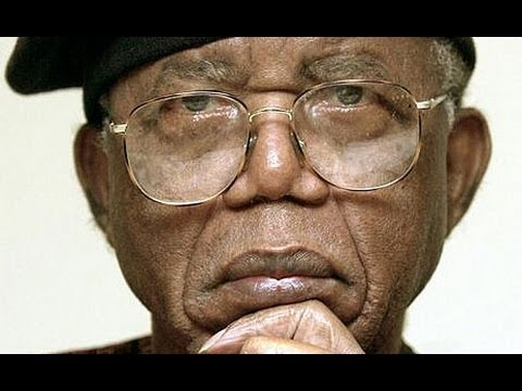 Chinua Achebe, Things Fall Apart, African Writers and The We
