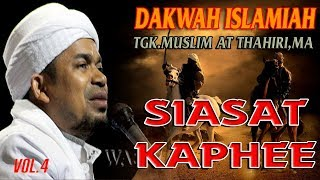 Video DAKWAH ACEH KERAS  ABI MUSLIM AT THAHIRI SIASAT KAFHE download MP3, 3GP, MP4, WEBM, AVI, FLV September 2018