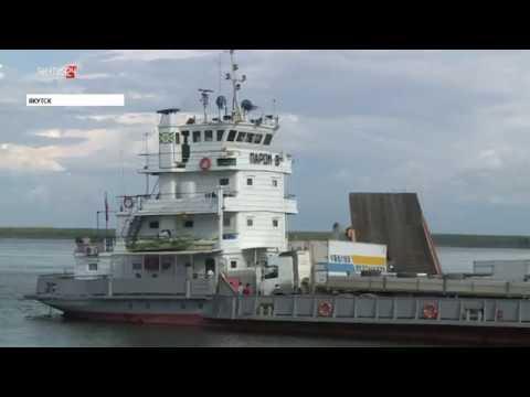Камеры видеофиксации заработали на паромной переправе Якутск — Нижний Бестях
