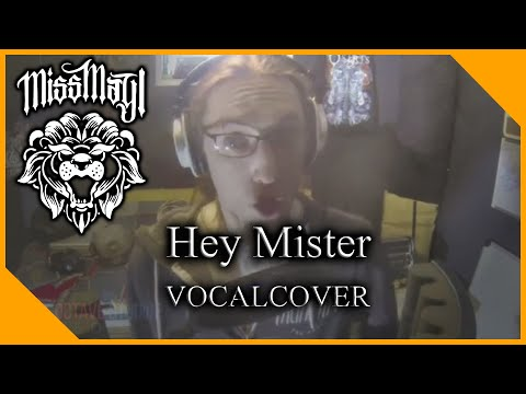 Miss May I - Hey Mister (Vocal Cover)