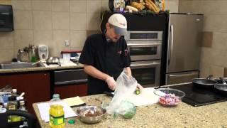 Recipe: Blackened Tilapia With Strawberry Peach Salsa