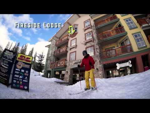 Sun Peaks Ski-in Ski-out Experience