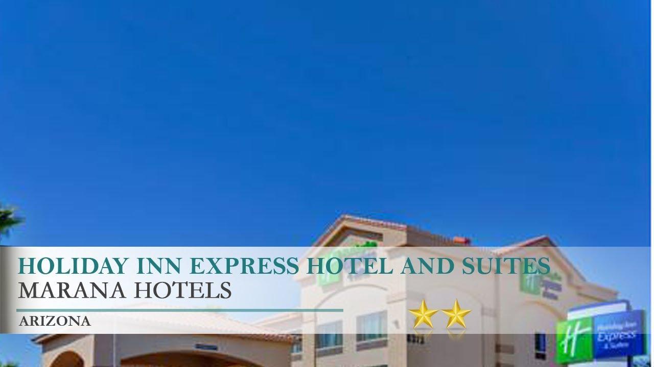 Holiday Inn Express Hotel And Suites Marana Arizona