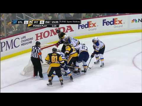 St. Louis Blues vs Pittsburgh Penguins | January 24, 2017 | Game Highlights | NHL 2016/17