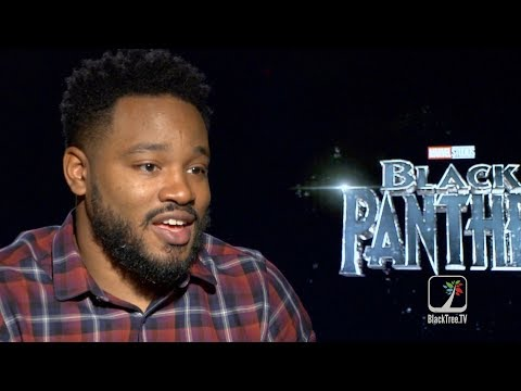 Black Panther on BlackTree: Director Ryan Coogler—Exclusive Interview