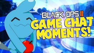 ► BO2: GAME CHAT MOMENTS (ANGRY KID, SILLY KIDS, AND RACIST KIDS (BLACK OPS 2 TROLLING)