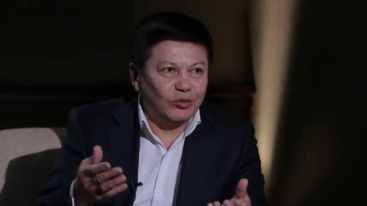 Диалоги на русском языке содержат глубину, а когда переходят на казахский - начинается бескультурщина, - К.Тасибеков