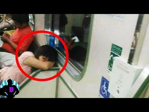 Las 6 Cosas Más Extrañas Ocurridas En Metro Captadas En Cámara